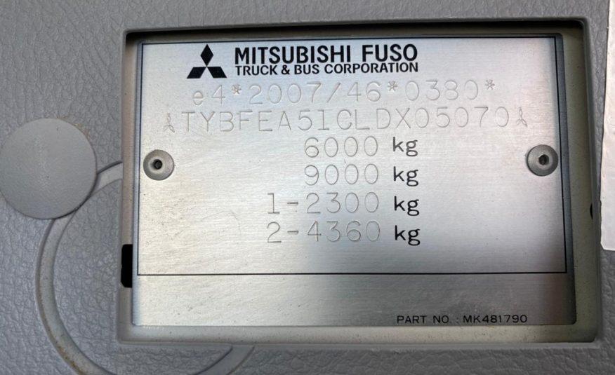 MITSUBISHI CANTER FUSO 6S15 (EURO 5b)