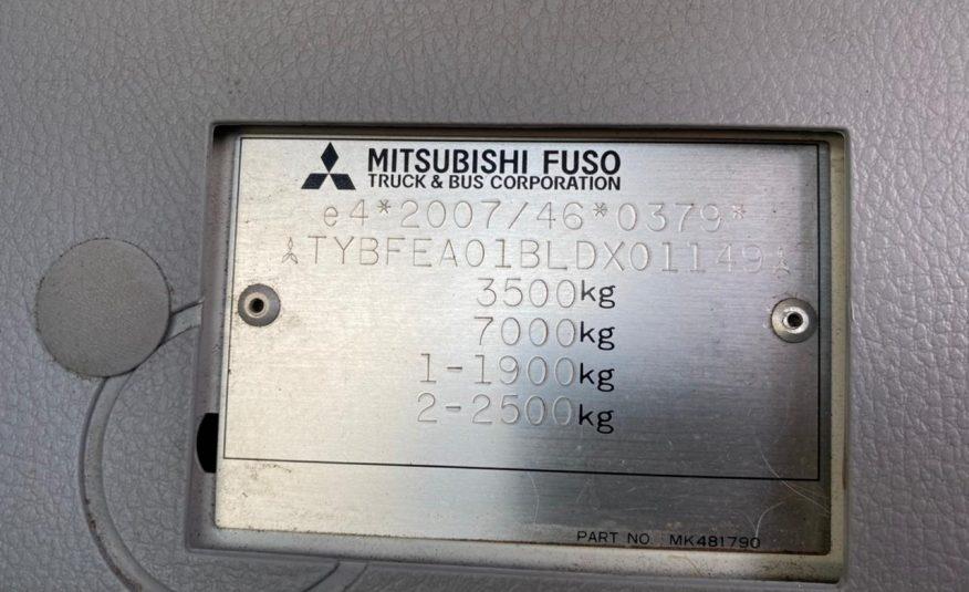 MITSUBISHI CANTER FUSO 3S13 (EURO 5b)