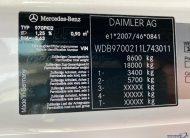 MERCEDES – BENZ ATEGO 916 – ΚΟΝΤΟ (EURO 5)